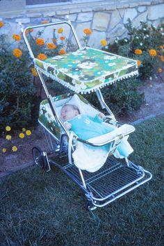 1970 baby stroller