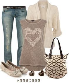 """Love"" by mssgibbs on Polyvore"