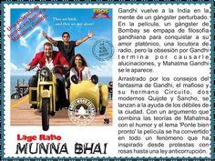 Cine Bollywood Colombia: LAGE RAHO MUNNA BHAI