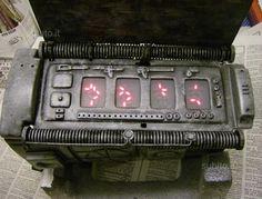 "Predator 1 Bomb gauntlet ""Replica 1:1"
