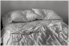 Felix Gonzalez-Torres, Untitled 1993 (Bed). What constitutes public art? This piece shows on billboards.