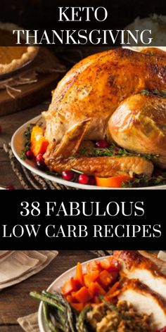 38 Keto Thanksgiving Recipes The best low carb Thanksgiving recipes for the feast of your dreams! Cauliflower stuffing, green bean casserole, Brussels Sprouts, low carb pumpkin cheesecake and pecan pies-we're just getting warmed up! Your keto Thanksgiving Low Carb Side Dishes, Side Dish Recipes, Low Carb Recipes, Healthy Recipes, Healthy Food, Low Carb Appetizers, Appetizer Recipes, Dessert Recipes, Appetizer Ideas