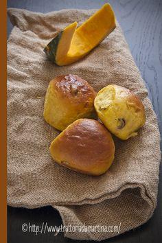 ll pan di zucca (o panbrioche alla zucca)