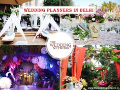 Wedding Planners in Delhi are not going to leave you alone, and help you to make the whole organization simpler, with one goal: to enjoy that day as you deserve and as what is the first of your new life!