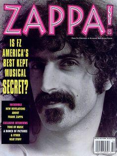 zappa Eric Clapton Unplugged, The Beatles Live, George Duke, Paul Weller, Frank Zappa, Music Magazines, Cd Album, Types Of Music, Musica