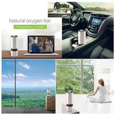 car air purifier gifts for road trip lovers