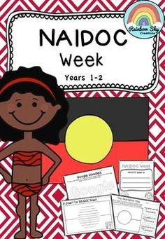 A collection of literacy activities for years about NAIDOC Week. It is about celebrating the history, culture and achievements of Aboriginal and Torres Strait Islander people. Aboriginal Education, Indigenous Education, Aboriginal History, Aboriginal Culture, Naidoc Week Activities, Literacy Activities, Activities For Kids, Teaching Tools, Teaching Resources