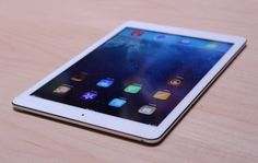 APPLE IPAD AIR #Giveaway via #AuhYes - Hurry & Enter
