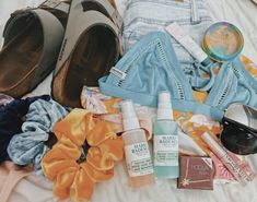 Road Trip Packing, Vacation Packing, Summer Aesthetic, Travel Aesthetic, Summer Essentials, Travel Essentials, Summer Feeling, Summer Vibes, Pack Your Bags