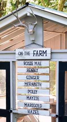 Backyard Chickens DIY Sign - Redeem Your Ground | RYGblog.com