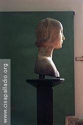 Fototeca CISA Scarpa - foto CS000872 - Palazzo Abatellis, Galleria Regionale della Sicilia, 1953-54