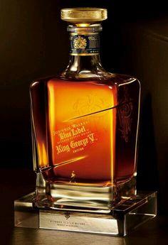 Johnnie Walker Blue Label King George V Edition