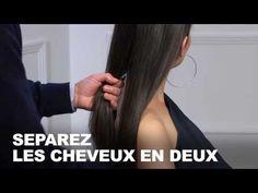 Tuto coiffure : comment se faire la tresse égyptienne de Diane Kruger - Elle