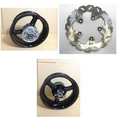 Rear rims hayabusa first generation with new discbrake Contact : +6281330720291 Line ID : alfianmahdi