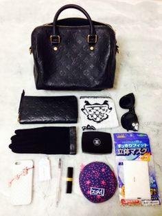 バッグの中身をみんなでシェア! - インマイバッグ bag, сумки модные брендовые, bags lovers, http://bags-lovers