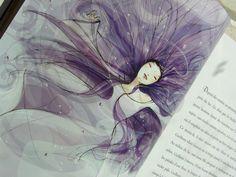 Illustration of Mayalen Goust - Histoire de fées - Editions LITO - 2006