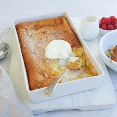 breet's Impossible Pudding is possibly the best we've ever seen!