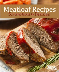 Delicious Meatloaf R