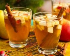 Sangria blanche sans alcool aux pommes et à la cannelle : http://www.fourchette-et-bikini.fr/recettes/recettes-minceur/sangria-blanche-sans-alcool-aux-pommes-et-la-cannelle.html
