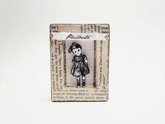Shadow box frame Philberta by ILaBoom on Etsy