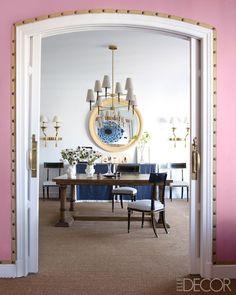 Dining Room; designer Isabel Lopez-Quesada