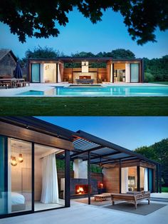 Pool House | by ICRAVE