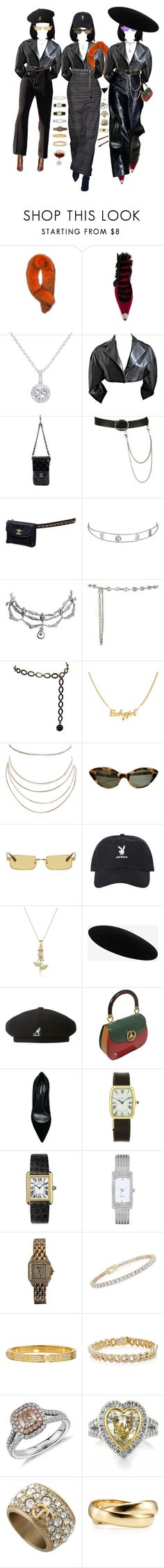 """""""Run up get done up."""" by thaijohnson ❤ liked on Polyvore featuring Andrew Marc, Andrea Bogosian, EWA, Alaïa, Chanel, Wet Seal, Humble Chic, Dries Van Noten, Christian Dior and kangol"""