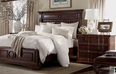 A Stately Suite Master Suite Dreams Wood Bedroom Furniture with regard to sizing 1484 X 1192 Dark Wood Bedroom Furniture Bedding - Modern stylish Dark Wood Bedroom Furniture, Bedroom Decor Dark, Home Bedroom, Furniture Decor, Cheap Furniture, Trendy Bedroom, Luxury Furniture, Calm Bedroom, Furniture Outlet