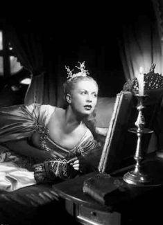 Josette Day in La Belle et la Bête, directed by Jean Cocteau (1946).