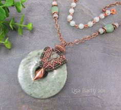 Criss Cross Donut Bail-- #2 | JewelryLessons.com
