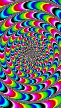 Ideas trippy love art optical illusions Source by Image Illusion, Illusion Art, Art Optical, Optical Illusions, Brain Illusions, Op Art, Eye Tricks, A Kind Of Magic, Illustration