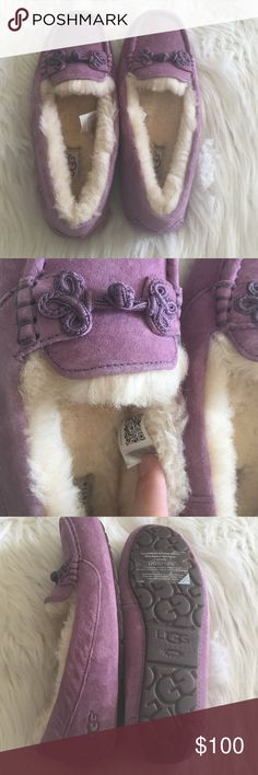 UGG Australia  shoes  Brand new cute and beautiful color  UGG Shoes Flats & Loafers