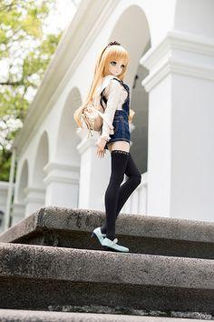 Anime K, Anime Dolls, Bjd Dolls, Barbie Dolls, Cute Baby Dolls, Cute Babies, Pretty Dolls, Beautiful Dolls, Monster High