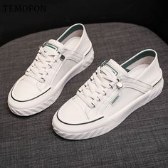 Jordan Shoes Girls, Girls Shoes, Shoes Women, Black Leather Pants, Pu Leather, Sneakers Fashion, Fashion Shoes, Estilo Madison Beer, Beige Ankle Boots
