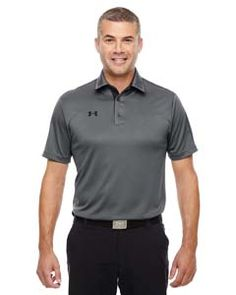 61d222d6cf7 Shop at Deluxe for the Under Armour Men s Tech Polo that can be customized  with your logo or personalized message. Order Under Armour Men s Tech Polo  in ...