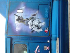 Articulated Lorry art