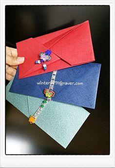 설 세뱃돈 봉투 종이접기 이번엔 초간단종이접기 방법으로 설 세뱃돈봉투,선물TK봉투를 접기할 겁니다. ...