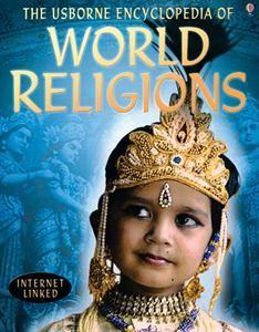 Usborne Encyclopedia of World Religions $14.99  Core Curriculum book