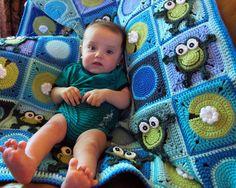 Hoi! Ik heb een geweldige listing gevonden op Etsy http://www.etsy.com/nl/listing/87077686/crochet-pattern-frog-frenzy-a-toadally
