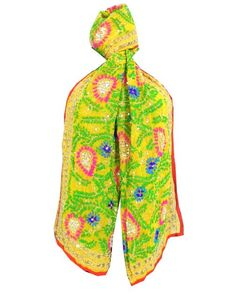 Add glamour to any of your dress with our gorgeous handembroidered  phulkari stoles. Get quality ethnic products and great service with GiftPiper.com. Pay COD, 15 day returns (Resellers are welcome- WhatsApp us on 9902488133) 15% Discount on Orders Above Rs 1000 with voucher code-FACEBOOK. Details at  http://www.giftpiper.com/product/georgette-phulkari-stole-yellow-2