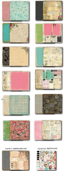 Layout / A Moment in Time- Ana Paula Leal :: www.MarionSmithDesigns.blogspot.com