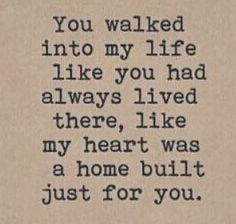 Just for you. Love Your Wife Quotes, My Life Quotes, Husband Quotes, Relationship Quotes, Relationships, Gift Quotes, Men Quotes, Qoutes, Loving Someone