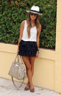 LOVE the skirt!