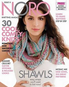 Noro Knitting Magazine #08 Spring/Summer 2016