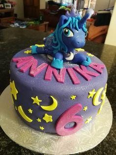 Princess Luna Cake