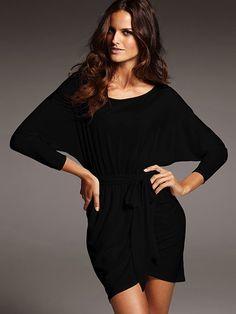 Dolman-sleeve Dress #VictoriasSecret http://www.victoriassecret.com/clothing/dresses/dolman-sleeve-dress?ProductID=42899=OLS?cm_mmc=pinterest-_-product-_-x-_-x