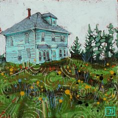 Justina is an artist based in Vermilion, Alberta. Landscape Art, Artist, Painting, Ideas, Artists, Painting Art, Paintings, Painted Canvas, Thoughts