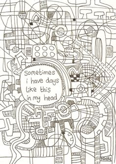 Great journaling idea - I want to do an art journal, a page at a time.