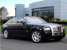 Rolls Royce Ghost  £169950