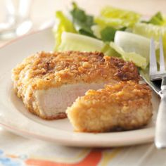 Breaded Pork Chops (317/serv)